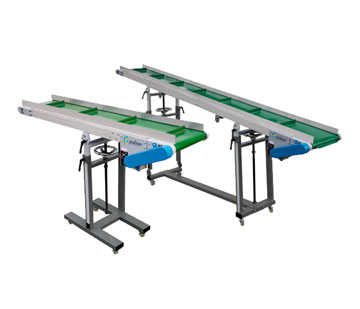Horizontal PVC conveyor of CA-2000