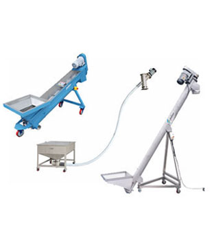 Spiral Conveyors for AF-series