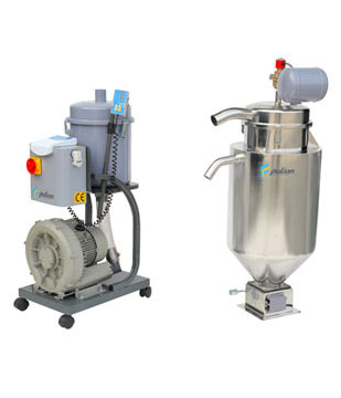 Vacuum auto powder loader for AVD-series